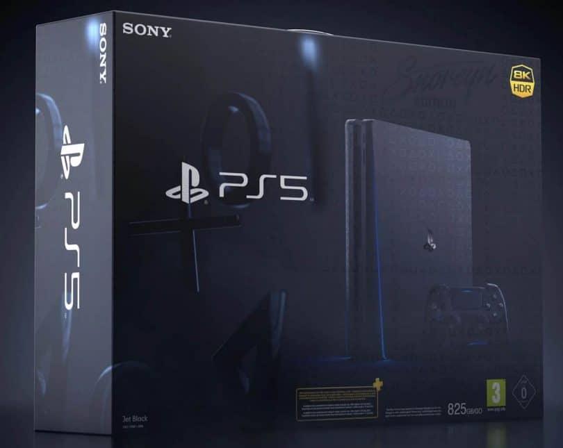 ps5 playstation 5 retail bundle deal box