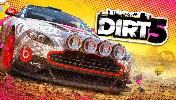 Dirt 5 PS5 Bundle