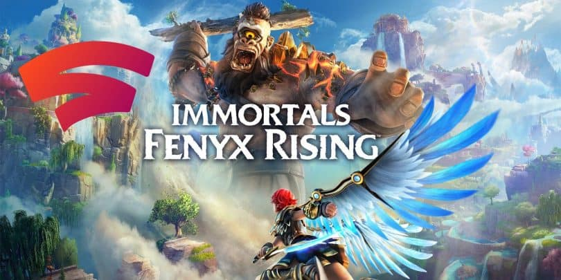 PlayStation 5 Immortals Fenyx Rising