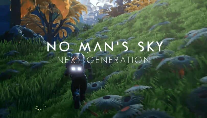 No Man's Sky PS5 Bundle