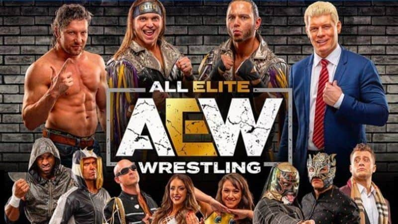 PS5 All Elite Wrestling Bundle
